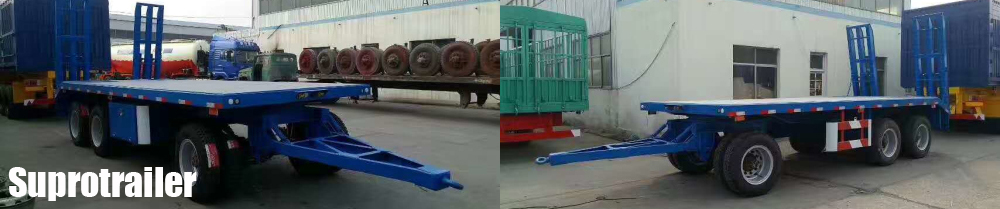 china full trailer factory